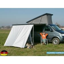Vw California Awning Roll Out Awning Tent Set 2 Comfortline And Beach Omnistore Thule