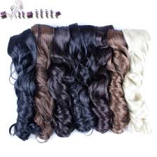 Long Blonde Wavy Hair Extensions by Popular Hair Extensions Natural Hair Wavy Buy Cheap Hair