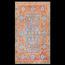 Antique Indian Rugs Agra Cotton Rug 21141 Indian 4 U0027 0 U0027 U0027 X 6 U0027 10 U0027 U0027 Blue Origin