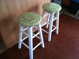diy upholstered stools