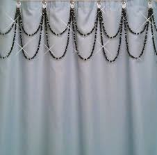 Rhinestone Shower Curtain Hooks The Bling Of Shower Curtain Hooks Useful Reviews Of Shower