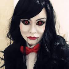 ladies scary halloween costume ideas i know you selfies but puppet cosplay and costumes