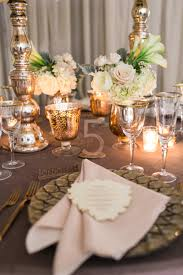 how to design a fabulous blush and copper reception lemiga events
