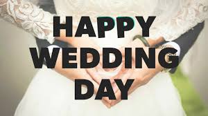 happy wedding day happy wedding day wishes