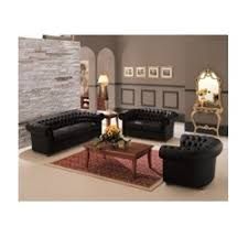 Chesterfield Black Sofa Leather Sofa Black Chesterfield Sofa Manufacturer From Chennai
