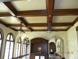 coffer ceilings david carpentry image portfolio coffered ceilings faux beams