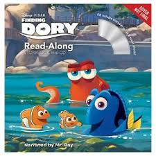 Finding Nemo Story Book For Children Read Aloud Moana Read Along Storybook Cd Target