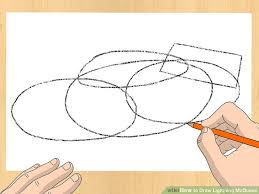 how to draw lightning mcqueen 7 steps with pictures wikihow