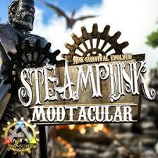 steam workshop ark steampunk mod