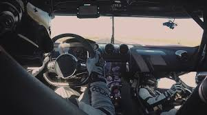 koenigsegg top speed cockpit video of koenigsegg agera top speed run