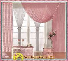 Pink And Teal Curtains Decorating Elegance Pink Sheer Curtain Designs 2016 Contemporary Style