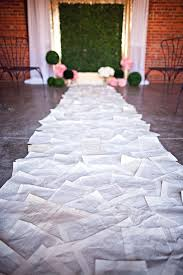 aisle runners wedding aisle runners