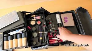 makeup kits for makeup artists what s in my professional makeup kit traincase for freelance work