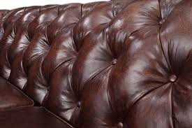 Antique Leather Sofas The Chelsea Chesterfield Sofa Rose And Moore