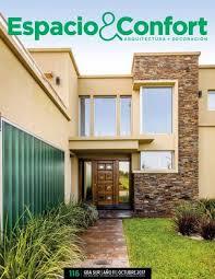 116 gba octubre 2017 by revista espacio confort arquitectura