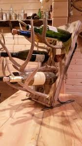 antler wine rack jlb style pinterest wine rack antlers and wine