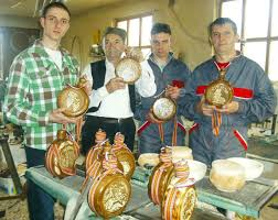 wooden flasks wooden flasks from pilica serbia intangible