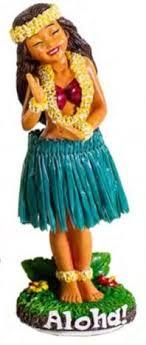 mini hula dashboard doll na mele