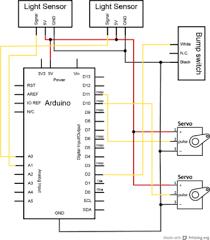 connecting a light sensor robotc api guide