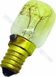 electrolux oven light bulb tricity bendix se558 1fps 25 watt oven light bulb 3117943005 by
