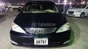 used toyota camry 2003 used toyota camry 2003 car for sale in sharjah 755796