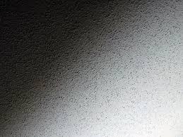 non acm spray applied ceiling texture suspect