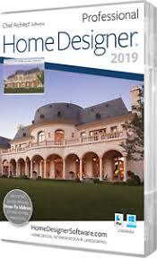 home designer pro chief architect home designer pro 2019 dvd 750839019062 ebay