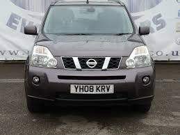 nissan grey used nissan x trail 2 0 aventura dci diesel large panoramic