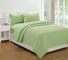 Softest Affordable Sheets by Bedroom Freshen Green Color Softest Bed Sheets Valance Linen Nice