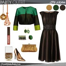 30 something urban chic christmas party ideas for