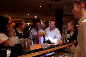 deloitte u2013 cocktail making classes