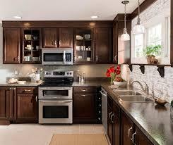 Oak Kitchen Cabinets Aristokraft Cabinetry - Hardwood kitchen cabinets