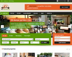 Free Real Estate Template by Mt Real Estate Multipurpose Html5 Css3 Template By Codegrape On