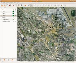 Generic Mapping Tools Review Four Gps Software Packages For Linux Fsckin W Linux