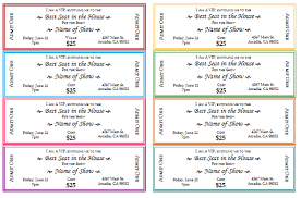 best printable event ticket templates in doc psd formats