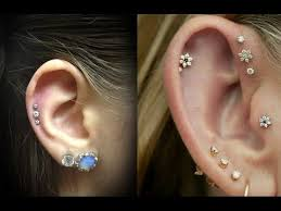 second earrings second piercing second earrings ideas
