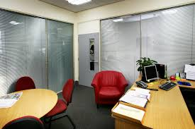 how office blinds can add style whilst increasing privacy