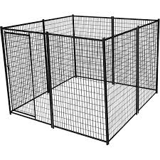 midwest chain link portable kennel includes a sunscreen walmart com