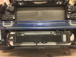 transmission oil cooler drivetrain mk5 mondeo talkford com