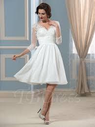 short wedding dress lace biwmagazine com