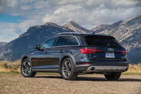 first audi 2017 audi a4 allroad first drive review automobile magazine