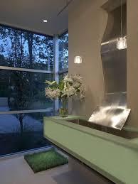 Interior Waterfall Design by Indoor Waterfall Houzz