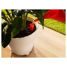 ikea ps fejö self watering plant pot white 32 cm ikea
