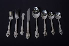silverware rental silverware dinnerware party event rentals in los angeles
