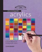 the acrylic paint colour wheel book john barber 9781844484218