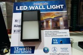 Costco Led Outdoor Lights Motion Sensor Light Costco Brandsshop Club