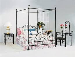 Black Canopy Bed Frame You Deserve It Black Metal Sunburst Canopy Bed Size Bed