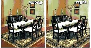 Area Rugs In Dining Rooms Area Rug Dining Table S Rugs Dining Room Tables