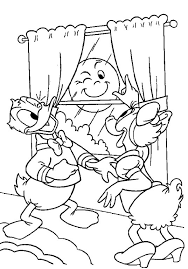 donald hugged daisy coloring pages boys pages