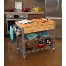 stainless steel islands kitchen butcher block island kitchen cart stainless steel wood table